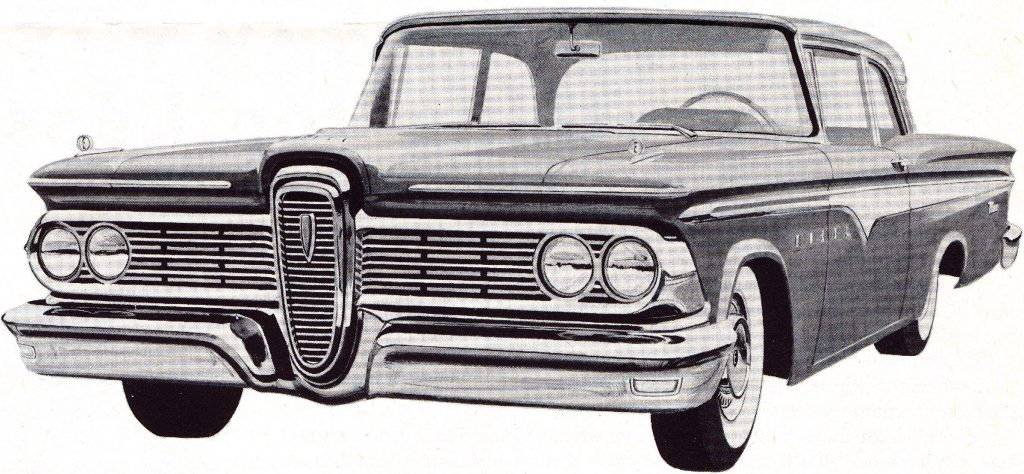 Edsel Ranger 2-Door Sedan